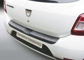 накладка на задний бампер Renault Sandero 2, Рено Сандеро 2