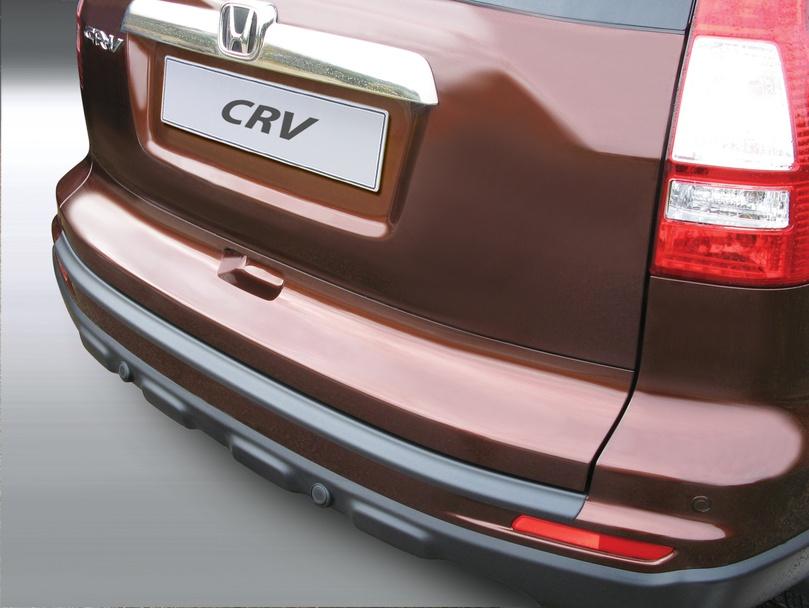 Накладка на задний бампер Honda CRV, 2010-2012