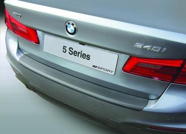 Накладка на задний бампер BMW 5 серии M Sport, 4-дв. седан, кузов G30, 2016-2018