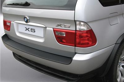 Накладка на задний бампер BMW X5, БМВ Х5, 1999-2006