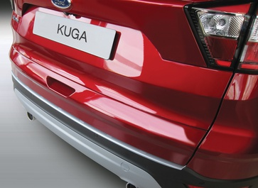 Накладка на задний бампер Ford Kuga 2, 2013-2017