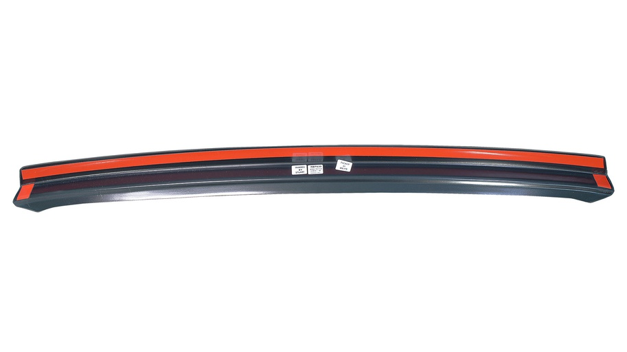 RBP839 накладка на задний бампер BMW X4, БМВ Х4, 2014 - 2018