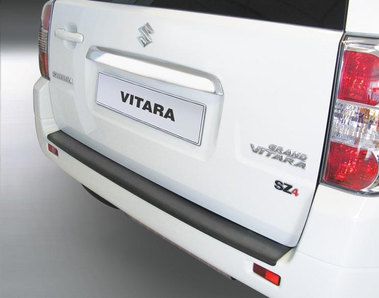 Накладка на задний бампер Suzuki Vitara, 2015-н.в.