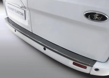 Накладка заднего бампера Ford Tourneo Custom, 2012-н.в.