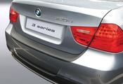 Накладка на задний бампер BMW 3 серии M Sport, 4-дв. седан, кузов E90, 2008-2012