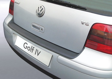 Накладка на задний бампер Volkswagen Golf IV, 3/5-дв. хэтчбек, 1997-2003