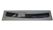 RBP601 накладка на задний бампер Kia Soul 1, Киа Соул 1 рейстайлинг