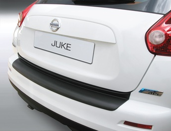 Накладка на задний бампер Nissan Juke, 2014-2018