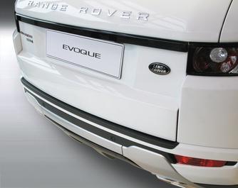 Накладка на задний бампер Range Rover Evoque, 3-х дв., 2011 - 2018