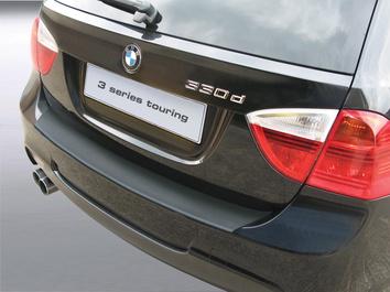 """Накладка на задний бампер BMW 3 серии Touring """"M"""", универсал (E90), 2005-2012"""