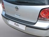 Накладка на задний бампер Volkswagen Polo MK IV, 3/5-дв. хэтчбек, 2003-2009