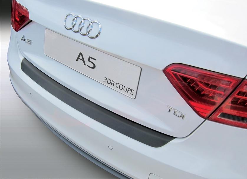 Накладка на задний бампер Audi A5, 3-дв. купе, 2011-2016