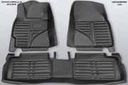 5D коврики в салон Toyota Corolla E170 2012-2018 1