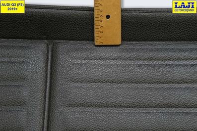 3D коврик в багажник Audi Q3 (F3) 2019-н.в. 4