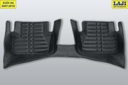 5D коврики для Audi A4 B8 2007-2015 10