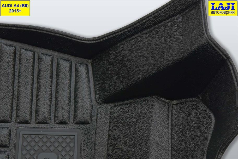 5D коврики для Audi A4 B9 2015-н.в. 6