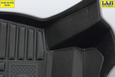 5D коврики для Audi A5 Sportback F5 2016-н.в. 6
