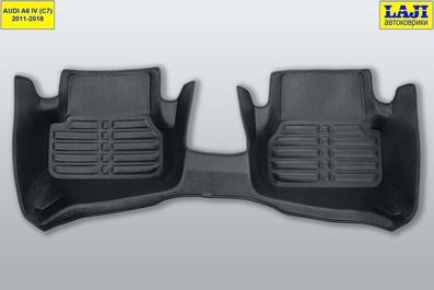 5D коврики для Audi A6 C7 2011-2018 10