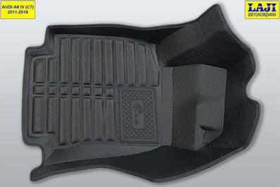 5D коврики для Audi A6 C7 2011-2018 2