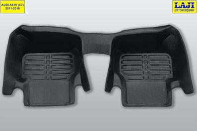 5D коврики для Audi A6 C7 2011-2018 9