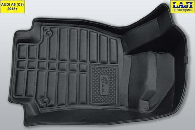 5D коврики для Audi A6 C8 2018-н.в. 3