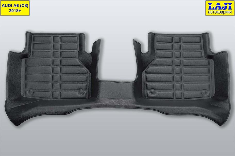 5D коврики для Audi A6 C8 2018-н.в. 9