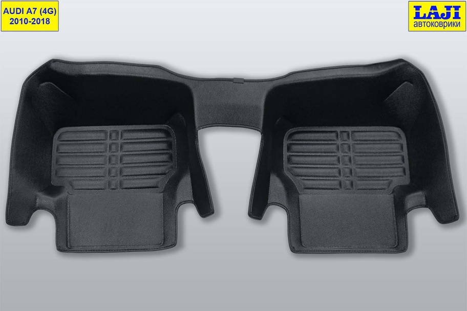 5D коврики для Audi A7 4G 2010-2018 9