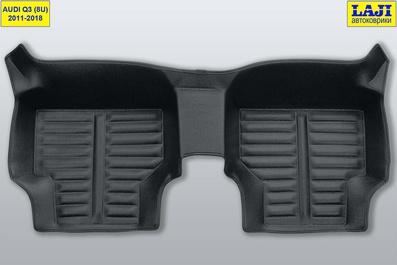 5D коврики для Audi Q3 8U 2011-2018 9