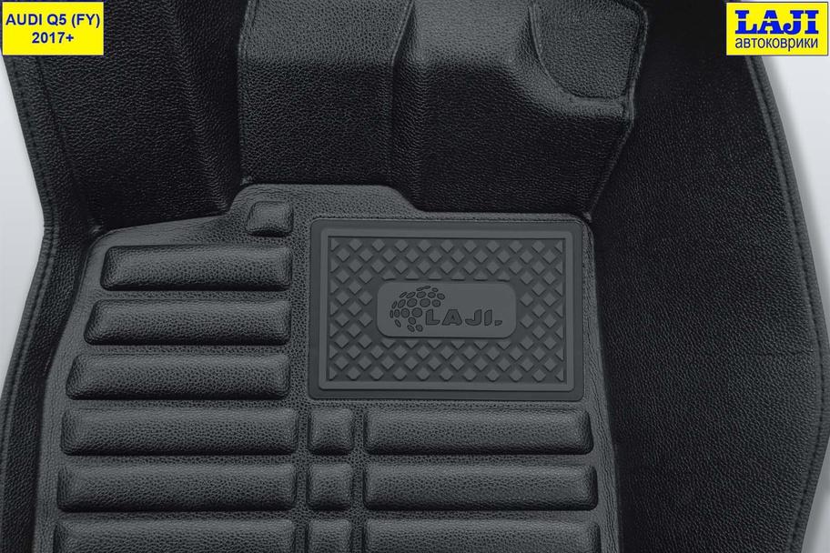 5D коврики для Audi Q5 8R 2008-2016 7