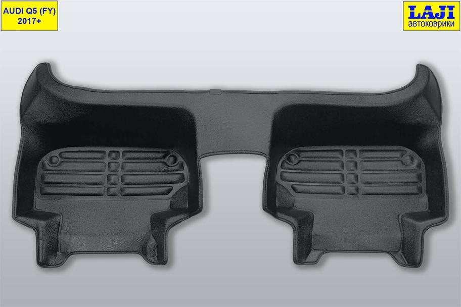 5D коврики для Audi Q5 8R 2008-2016 9