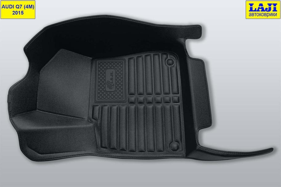 5D коврики для Audi Q7 4M 2015-н.в. 3