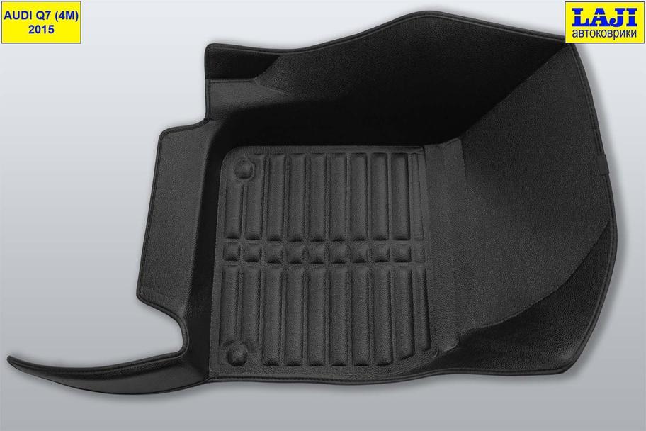 5D коврики для Audi Q7 4M 2015-н.в. 4