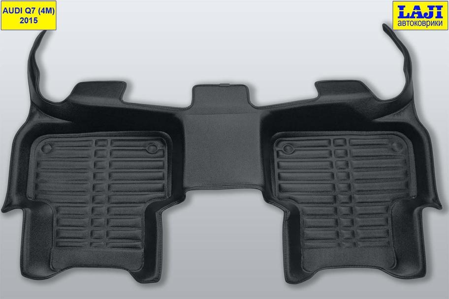 5D коврики для Audi Q7 4M 2015-н.в. 9