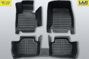 5D коврики в салон BMW 3 серии F30 2011-2018 1