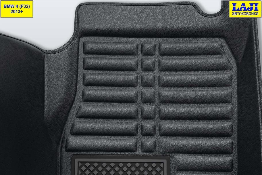 5D коврики в салон BMW 4 Coupe F32 2013-2020 8