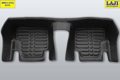 5D коврики в салон BMW 4 Coupe F32 2013-2020 9