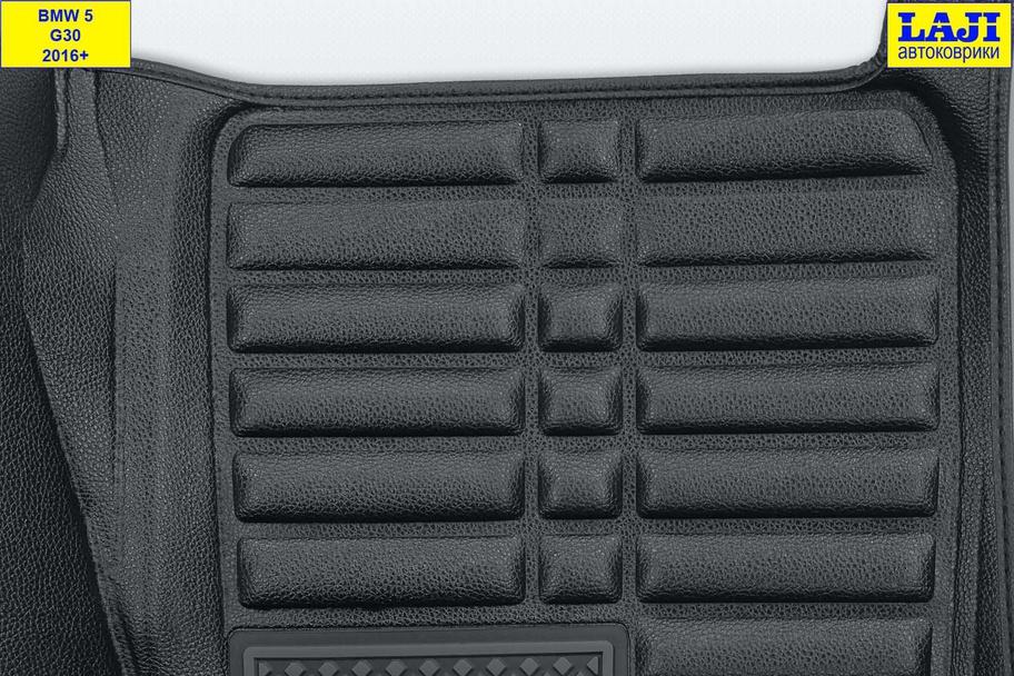 5D коврики в салон BMW 5 серии (G30) 2016-н.в. 8