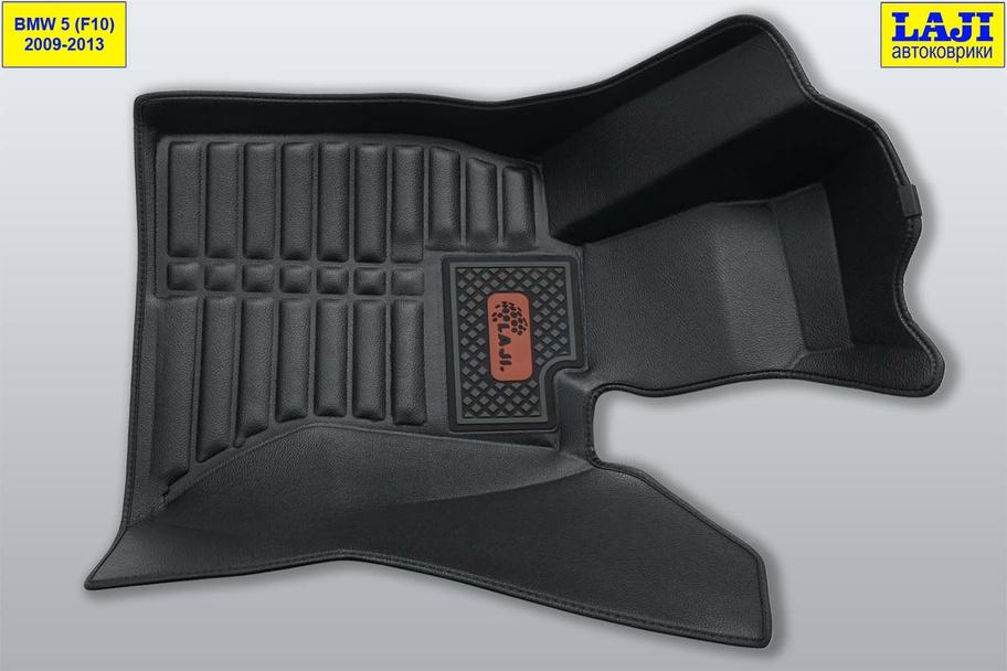 5D коврики в салон BMW 5 серии F10 2009-2013 2