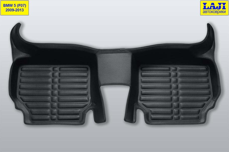 5D коврики в салон BMW 5 GT (F07) 2009-2013 9