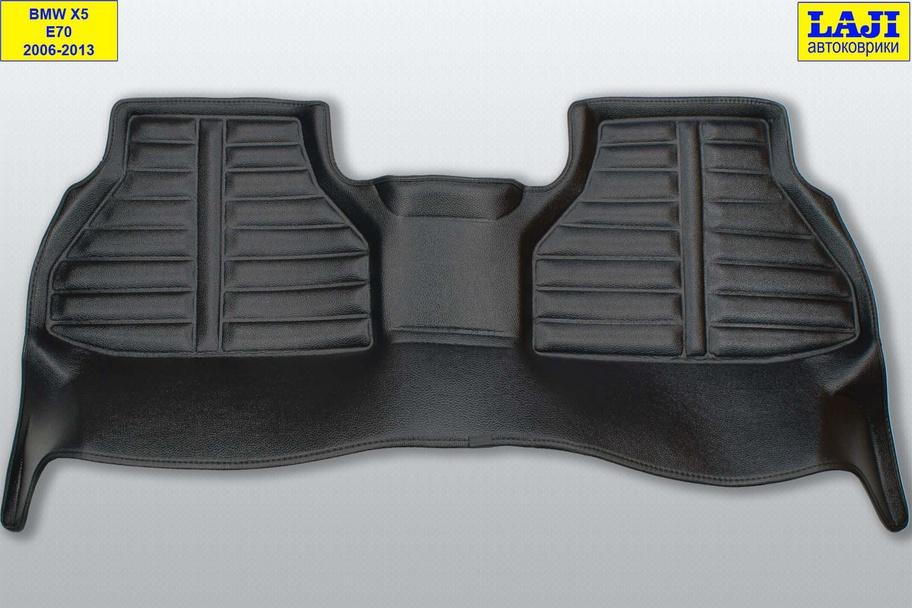 5D коврики в салон BMW X5 (E70) 2006-2013 10