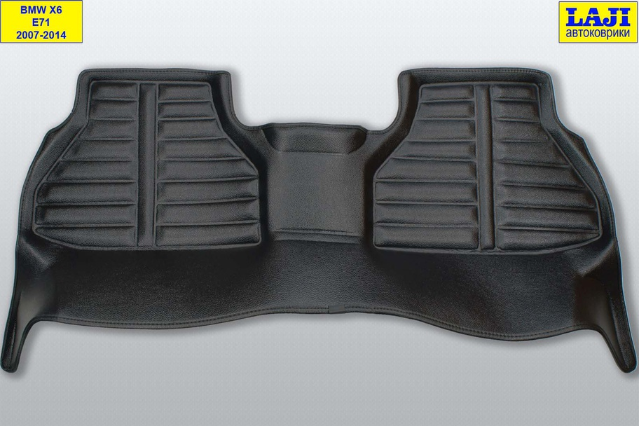 5D коврики в салон BMW X6 (E71) 2007-2014 10