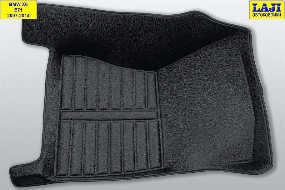 5D коврики в салон BMW X6 (E71) 2007-2014 4