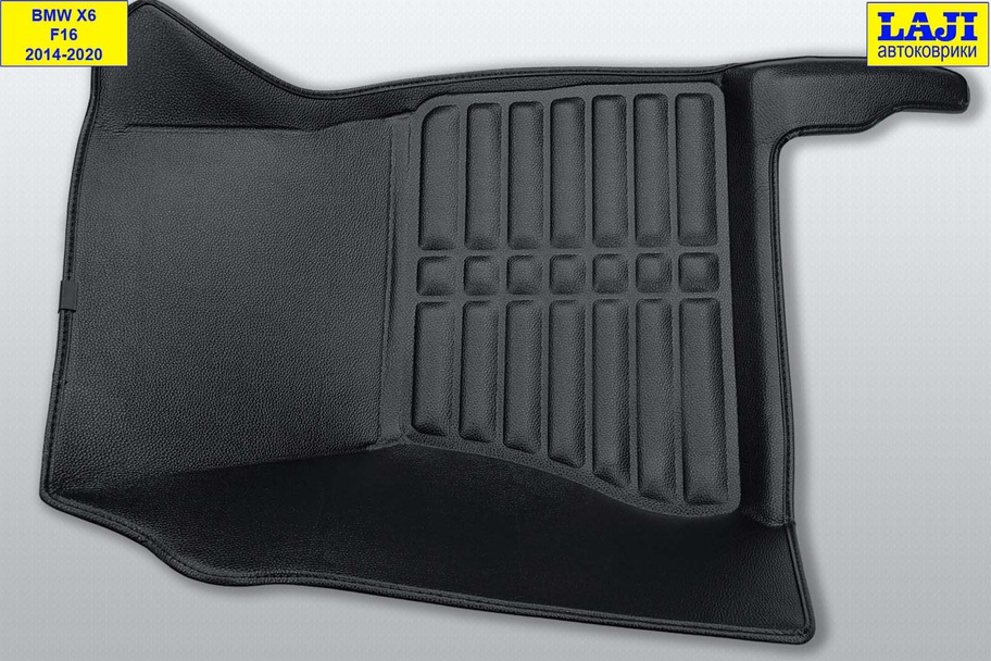 5D коврики в салон BMW X6 (F16) 2014-2020 5