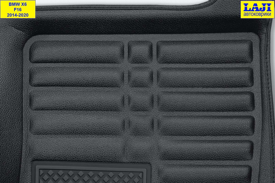 5D коврики в салон BMW X6 (F16) 2014-2020 8