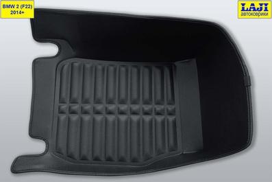 5D коврики BMW 2 серии F22 2014-2020 4