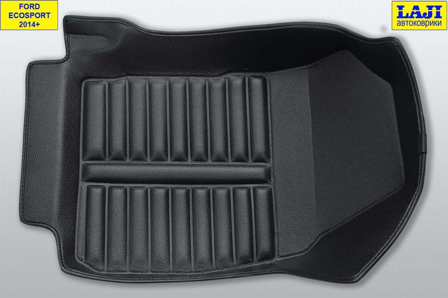 5D коврики в салон Ford Ecosport 2014-н.в. 4