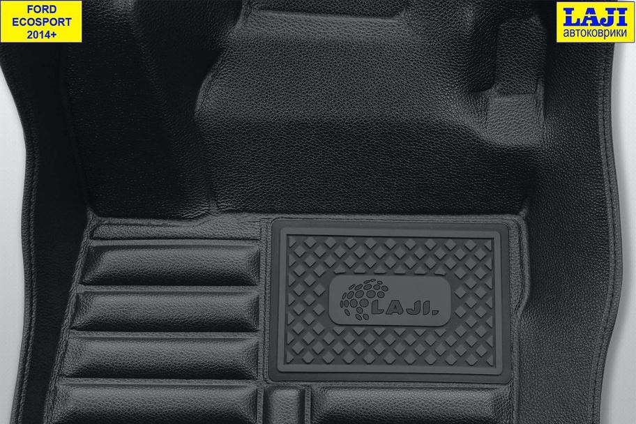 5D коврики в салон Ford Ecosport 2014-н.в. 7