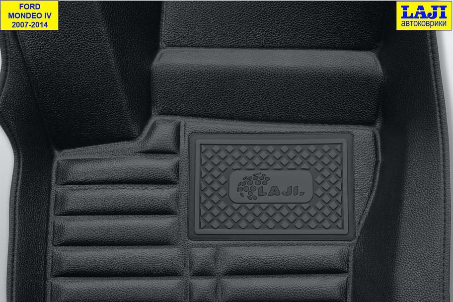 5D коврики в салон Ford Mondeo 4 2007-2014 7