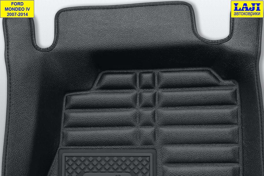 5D коврики в салон Ford Mondeo 4 2007-2014 8