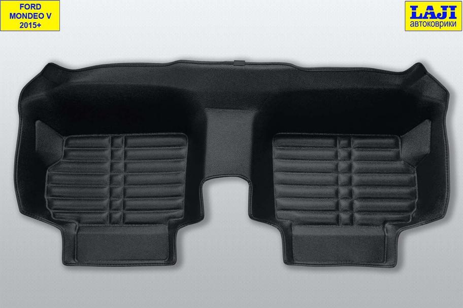 5D коврики в салон Ford Mondeo 5 201-н.в. 10